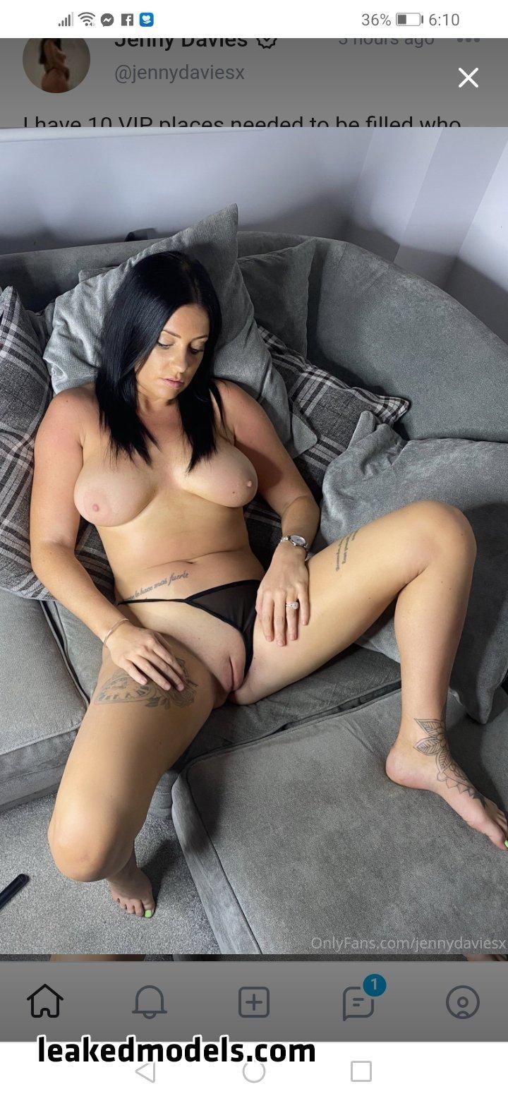 Jenny Davies Nude